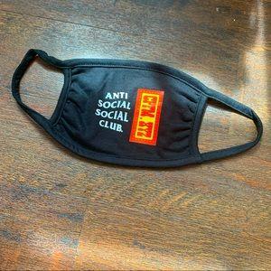 NWT Anti Social Social Club x CPFM mask